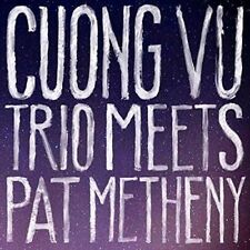 Cuong Vu Trio Meets Pat Metheny * by Cuong Vu/Pat Metheny (CD, May-2016, Nonesu…