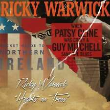 Ricky Warwick - When Patsy Cline Was Crazy (and Guy Mitchell S NEW CD