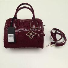 Liu Jo Damen Handtasche Melanie vinaccia Kunststoff Schwarz A64018E0085-91617