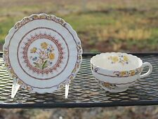 * Copeland Spode Buttercup Cup & Saucer -Old Mark