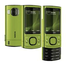 USA! Nokia 6700 slide 3G 5MP 1Year Warranty T-mobile Flip Smartphone -- Green