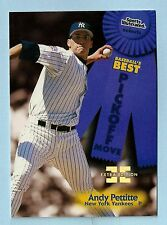 ANDY PETTITTE 1998 SPORTS ILLUSTRATED FIRST EDITION 1/1