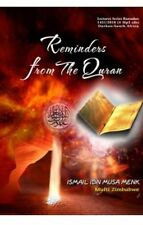 Reminders From The Quran (4 MP3  CDs) by Mufti Ismail Menk
