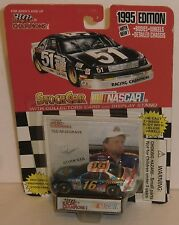 Ted Musgrave #16 Family Channel 1995 Racing Champions Thunderbird stock car.