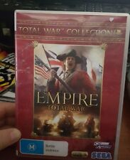 Empire - Total War - PC GAME - FAST POST