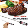 Digital Instant Read Food Probe Meat Thermometer for Milk Kitchen Cooking BBQ