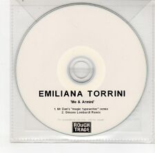 (GO174) Emiliana Torrini, Me & Armini - 2009 DJ CD