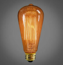 Edison Light Bulb - Vintage Retro Antique Industrial E26/E27 Lamp Socket