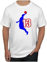 Paul George T-Shirt - SUPERSTAR Los Angeles LA Clippers NBA Uniform Jersey #13