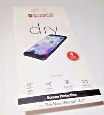 ZAGG Invisible Shield DRY Full Body Screen Protector For Apple iPhone 7/6s/6,NEW