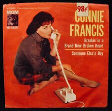CONNIE FRANCIS-Someone Else's Boy-Picture Sleeve Only-MGM #K 12995