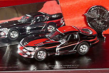 Dodge Viper GTS Coupe Millenium Edition Chrom 1:43 Eagle