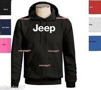 WWII Jeep Sweatshirt Hoodie SIZES S-3XL