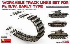 MiniArt 1/35 Pz. Pour Kpfw III/IV Early Type Track Links # 35235