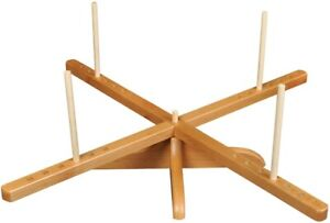 ChiaoGoo Amish Design Wooden Yarn Swift - Wool Winder Accessory