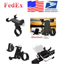 Universal Bicycle MTB Bike Motorcycle Handlebar Cell Phone Holder Mount US Stock