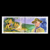 Monaco 2007 - EUROPA Stamps - The 100th Anniversary of Scouting - Sc 2466 MNH