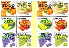 Bubble Gum MARUKAWA variety assortment Japan 6 small boxes 6 taste x 2 sets F/S