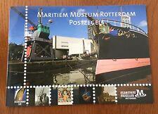 NVPH V2562-E-5 IN COMPLEET MAPJE VELLETJE MARITIEM MUSEUM ROTTERDAM 2009