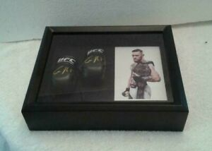 Conor McGregor Mini Boxing Glove Display