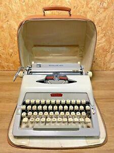 Antique Machine IN Typewriter Royal, Royaluxe 400,Suitcase Transport,Vintage