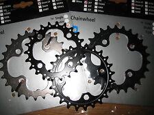 Shimano Inner MTB Chain Ring Deore/SLX/XT/XTR 22T/24T/26T/28T Steel 64mm BCD