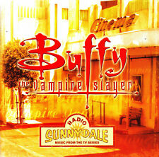 Buffy The Vampire Slayer-2003-TV Series- Soundtrack- CD