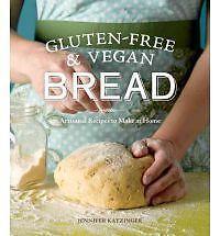 Gluten-Free & Vegan Bread: Artisanal Recipes to Make at Home (Paperback or Softb