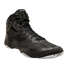 Asics Unisex Jb Elite Iv Lucha Libre Zapato Negro/Gris Plomo Talla 7.5 D