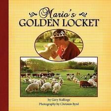 NEW Mario's Golden Locket by Gary Stallings