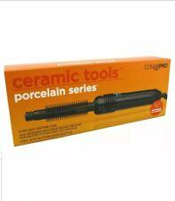 Conair Pro Ceramic Tools 3/4 Inch Porcelain Series Hot Air Brush New in Box