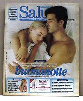 SALUTE - Buonanotte  [La Repubblica n. 265, del 22 Marzo 2001]