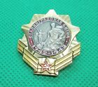STALINGRAD BATTLE Soldier with grenade SOVIET RUSSIA WW2 GERMANY MEDAL PIN BADGE