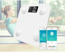 Digital Weight Body Fat Scale Floor Bathroom Smart Electronic Bluetooth Android