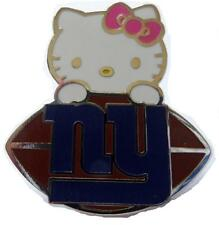 New York Giants - Hello Kitty Pin