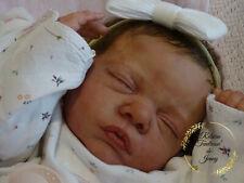 "Reborn baby doll ( bébé reborn réaliste ) "" Romy "" de Gudrun Legler par JENNY"