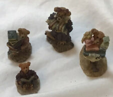 Boyds Bear Figurine Miniature