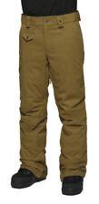ThirtyTwo ESSEX 10K Mens Snowboard Ski Pants Large Copper NEW