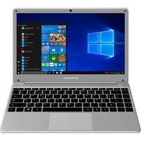 "Thomson Neo 14.1"" Laptop Core i3-5005U 4GB RAM 128GB SSD Windows 10 S - Silver"