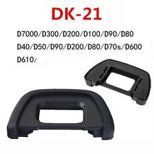 Yeux coquillage dk21 Eye Cup pour Nikon d50, d60, d70, d70s, d3000, d3100, d3200, d5100
