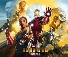 The Art of Iron Man (10th Anniversary Edition) by Rhett Thomas, John -Hcover
