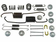 Rear Drum Brake Hardware Kit For 03-06 Pontiac Toyota Vibe Matrix AWD FJ22P7