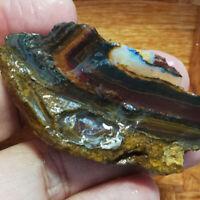 Gorgeous120.25CT +VIDEO Aust Queensland Boulder Nut Opal ROUGH