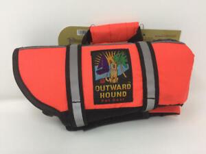 Outward Hound Kyjen Designer Pet Saver Life Jacket, X Small, Orange