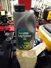 SPACCALEGNA a portata di mano ad alta viscosità dell'olio idraulico 1ltr, Log la Divisione