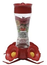 Brad-513059-Pinch Waist Glass Hummingbird Feeder