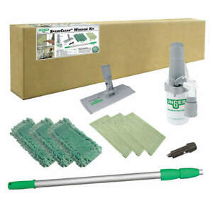 """UNGER CK053 Window Cleaning System,Aluminum,72""""L"""