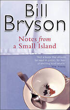 Notes from a small island Bargain cheap fast free postage