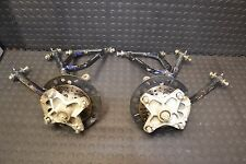"""Yamaha Raptor 700 YFZ 450 front a-arms brakes hubs spindles 2004-2009 """"9-E"""""""