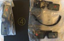 3 Pairs Genuine Samsung 3D Glasses SSG-4100GB Model code: BN96-22904A